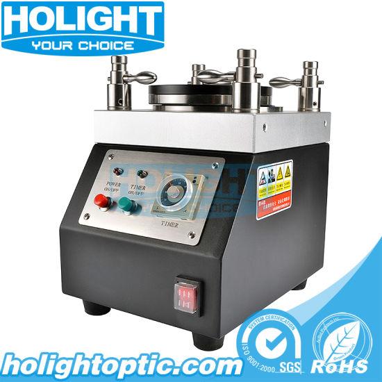 Square Pressure Fiber Optic Polishing Machine by Fibre Factory