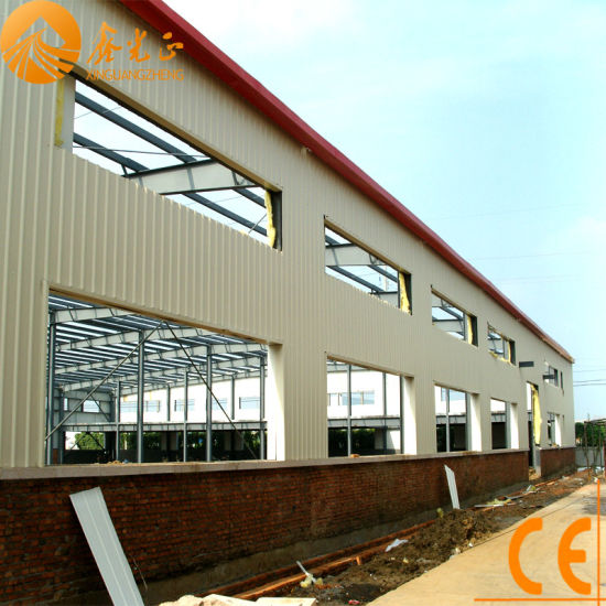 Pre Engineered Steel Structure Warehouse (SS-345)