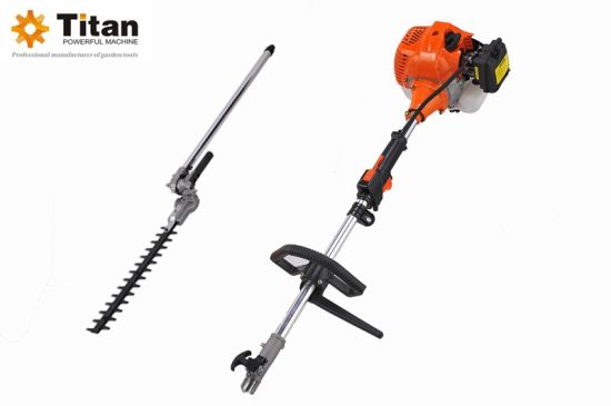 62cc Long Reach Hedge Trimmer with CE Approved pictures & photos