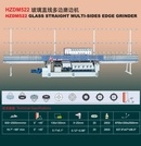 Glass Straight Line Multic Sides Edging Machine