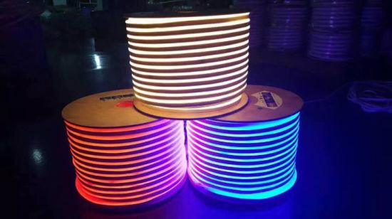 DC5V, DC12V AC22V Christmas Decorate Lighting Flexible LED Neon
