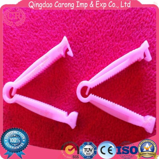 China Medical Disposable Plastic Umbilical Cord Clamp - China ...