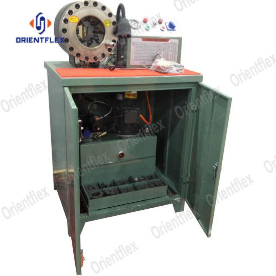 China 2 Inch Mini Finn Power High Pressure Hydraulic Hose