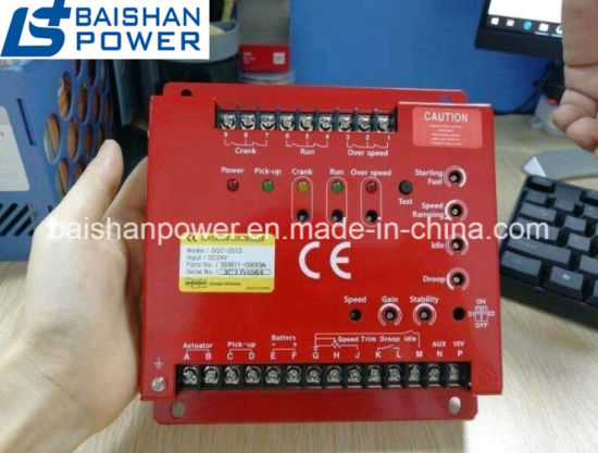 Oiginal Doosan Daewoo Governor Speed Controller Unit DSC-1000 Dgc-2007  Speed Governor Dgc-2013 300611-00683 Doosan Digital Speed Controller