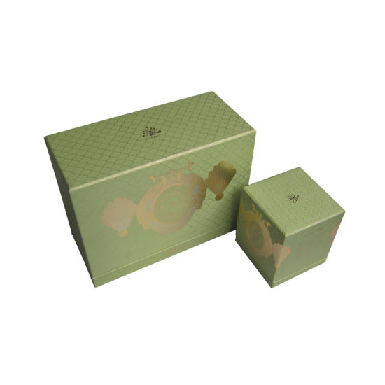 Hot Selling Cosmetic Perfume Packaging Paper Gift Box