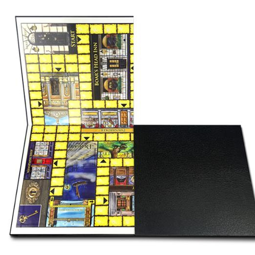 Certificate Activity Paper Board Game Set with Custom Design pictures & photos
