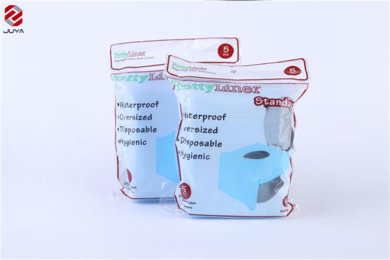 Non-Woven Toilet Seat Cushion / Disposable Toilet Soft Seat Cover