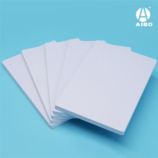15-20 mm Thickness Environmental Friendly Plastic Building Materials Type for Internal and Exterior Decoration PVC Foam Board