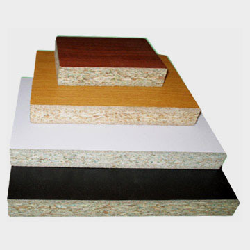 Mahogany, Beech, Cherry, White and Black Color Melamine Laminated Chipboard with Differfent Size pictures & photos
