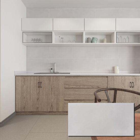 30x60cm White Color Ceramic Diffe