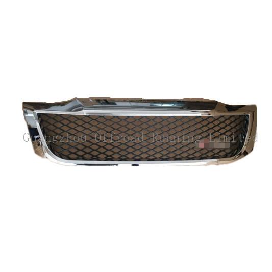 Car Chrome Front Grille for Hilux Vigo 2012-2014