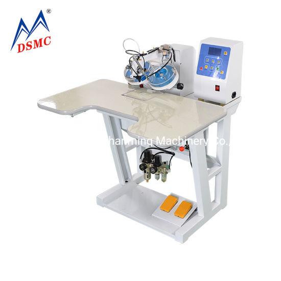 High Speed Ultrasonic Rhinestone Hot Fix Setting Machine Diamond Transfer Fixing Machine