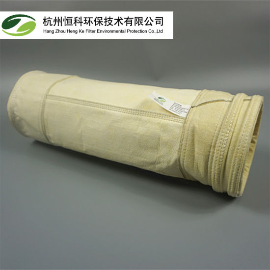 Cement Plant Dust Collection Fiberglass Filter Bag Replacement Filter Bags Supplier