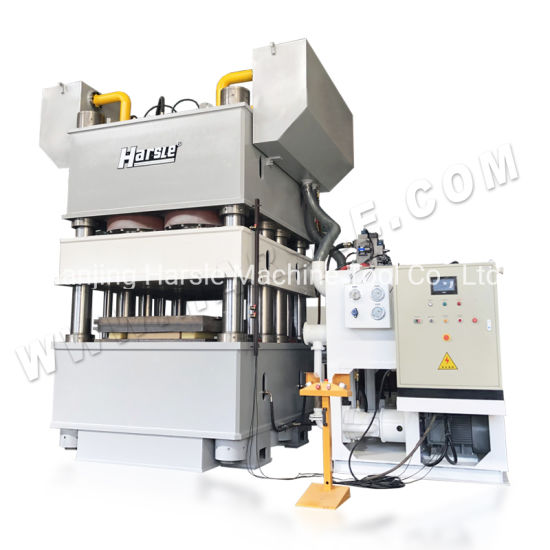 2500t Door Embossing Machine with Four Column