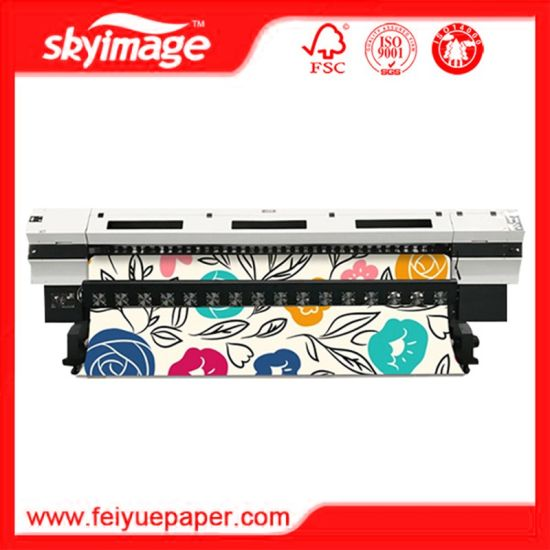 3.2m Oric Sublimation Printer with 6 Ricoh-G5 Print Heads pictures & photos