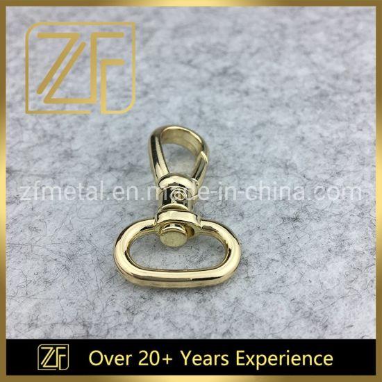 China 17mm Zinc Alloy Bag Clasp Snap