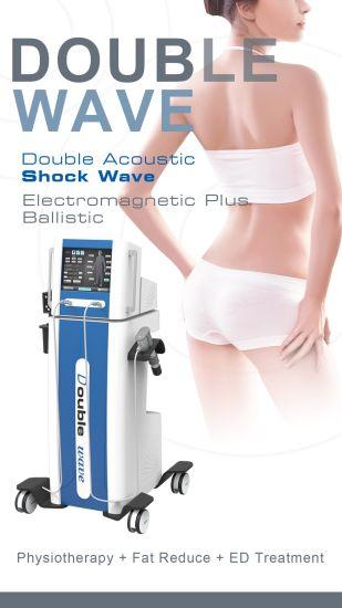 Pneumatic Electromagnetic Ondas De Choque Fiphysiotherapy Machine