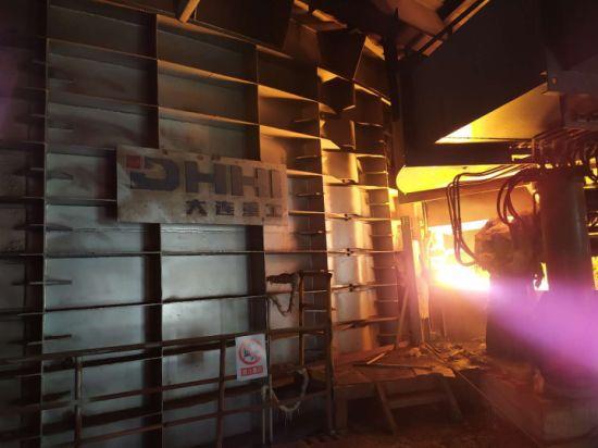 China Best Sale Submerged Arc Saf Smelting Induction Furnace