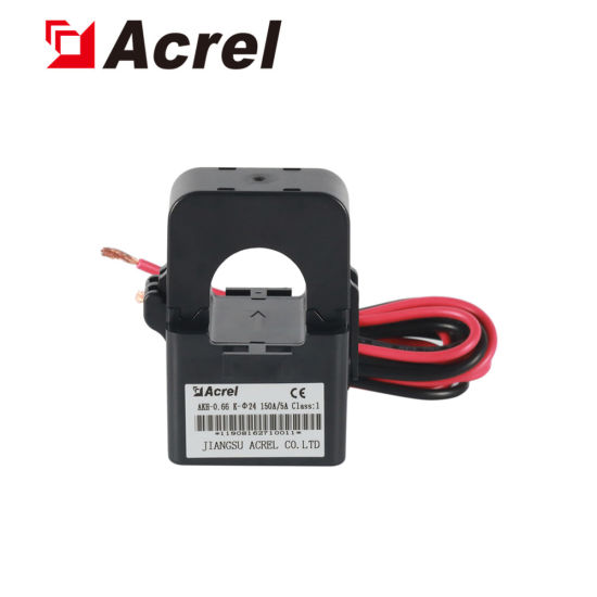 Acrel 0.66 Kv Low Voltage Toroidal Split Core Current Transformer for Renovation Project Reconstruction Projects with Ce Certificate Akh-0.66-K-24 300/5A pictures & photos