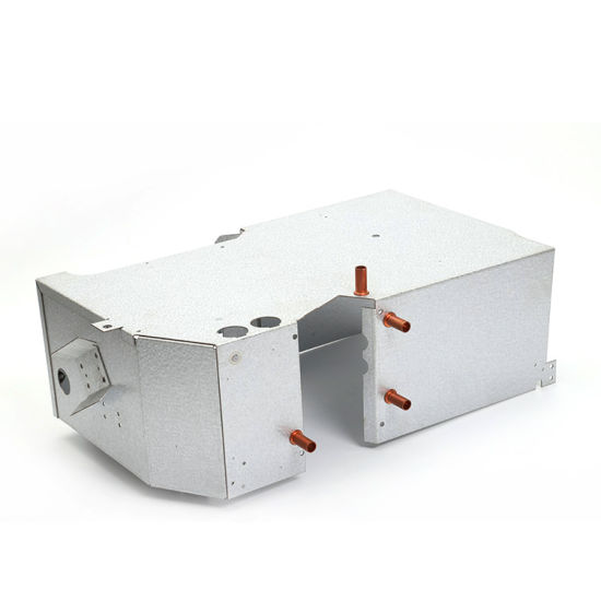 Custom Waterproof DIN Sheet Metal Electrical Distribution Cabinet Enclosure pictures & photos