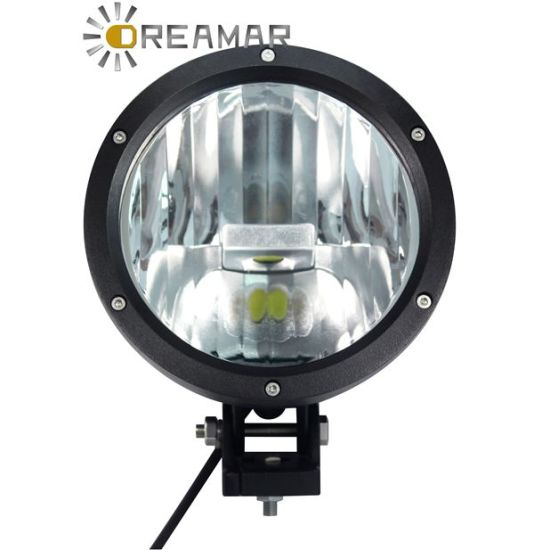 7inch 50W CREE IP68 Tractor Offroad LED Work Light with European Beam pictures & photos
