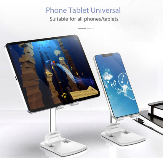Universal iPad Phone Holder Adjustable Tablet Stand Mobile Stand