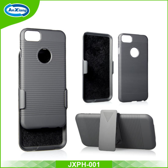High Quality PC Combo Mobile Phone Cases for iPhone7