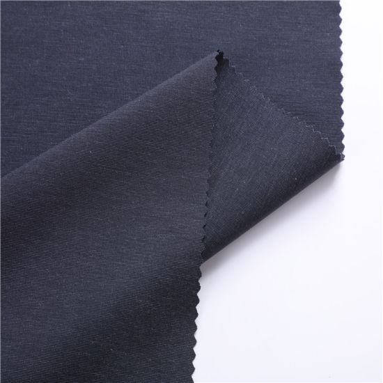 Wholesale Cationic Polyester Rayon Spandex Stretch Garment Textile Fabric