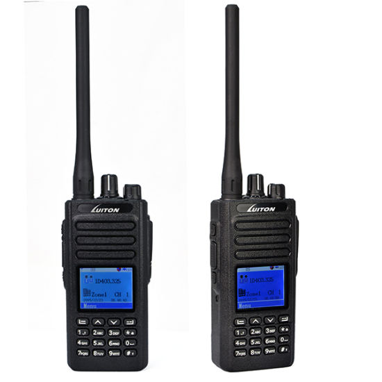 Dmr Digital Walkie Talkie Luiton Md-380 Compatible with Mototrbo pictures & photos