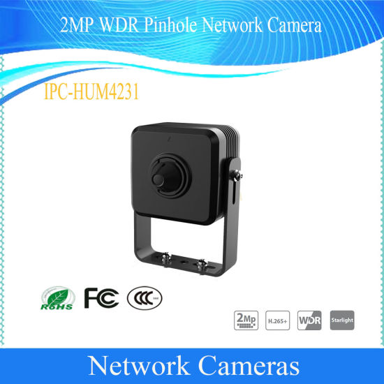 Dahua Surveillance 2MP WDR Security CCTV Network Camera (IPC-HUM4231)