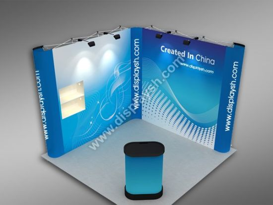 Portable Customize Pop up Booth pictures & photos