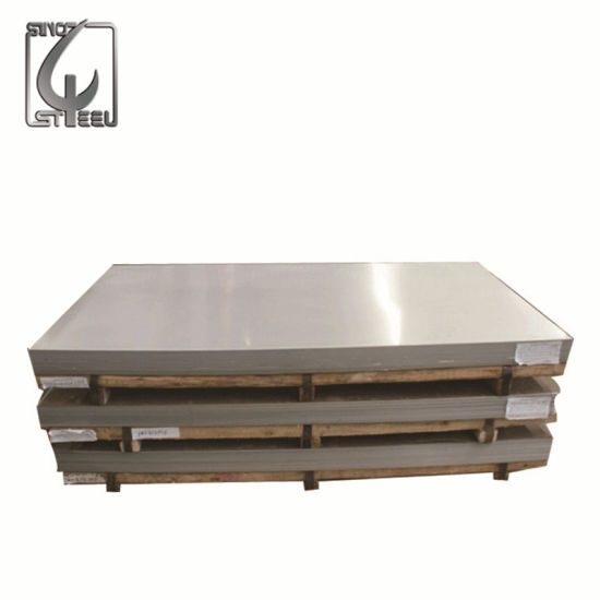 China Posco Steel Grade X B Finish Stainless Steel Sheet - 4x8 steel table