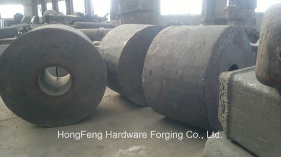 Steel 42CrMo4 Metal Forgings Sleeve and Ring pictures & photos