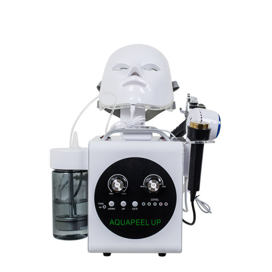 Oxygen Injection Beauty Devices RF Equipment Multi-Functional Beauty Apparatus Hot and Cold Beauty Device pictures & photos