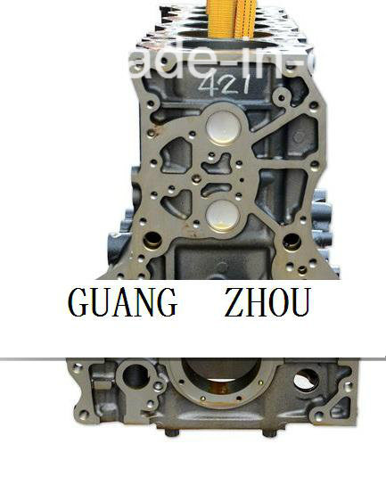 ISUZU 6WG1 Cylinder Block for Excavator Engine Part Manufature Made in Japan or China pictures & photos