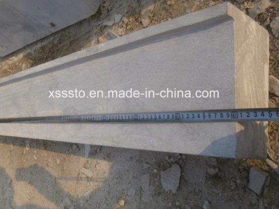 China Blue Stone Irish Style Outdoor Window Sills For Decoration