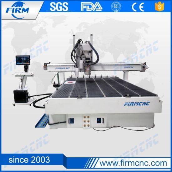 FM1325L-Atc Wood CNC Router CNC Engraving Cutting Machine