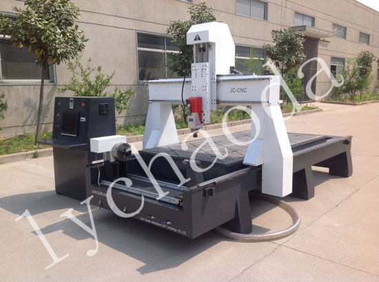 4 Axis CNC Router with Lathe pictures & photos
