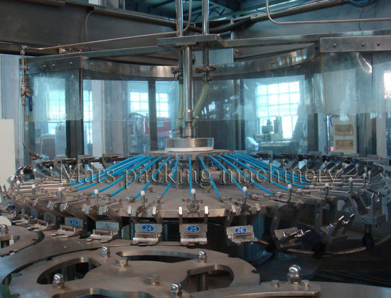 Pure Water Production Line with Ce Certificate pictures & photos