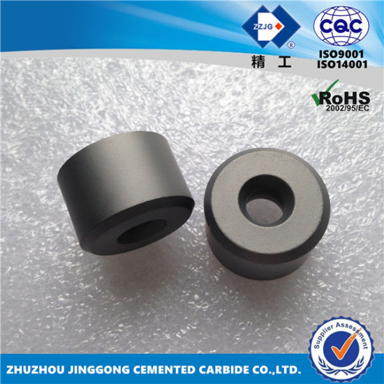 Good Wear Resistance Tungsten Carbide Drawing Pellets pictures & photos