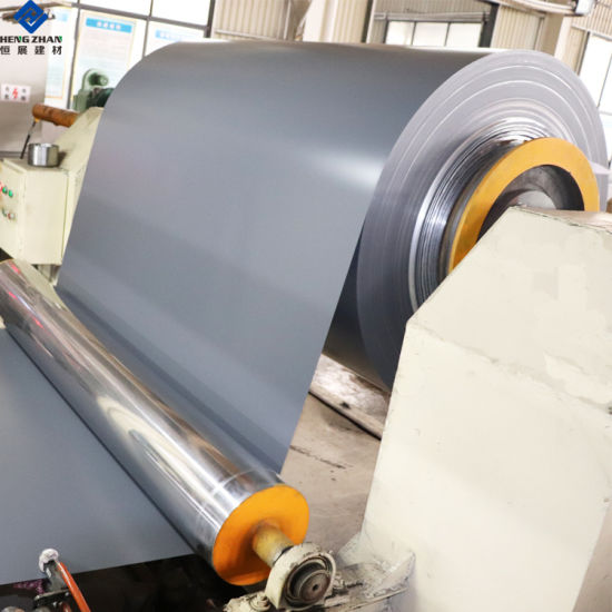 Prepainted Aluminum Coil / Sheet for Metallic Gutter Materials