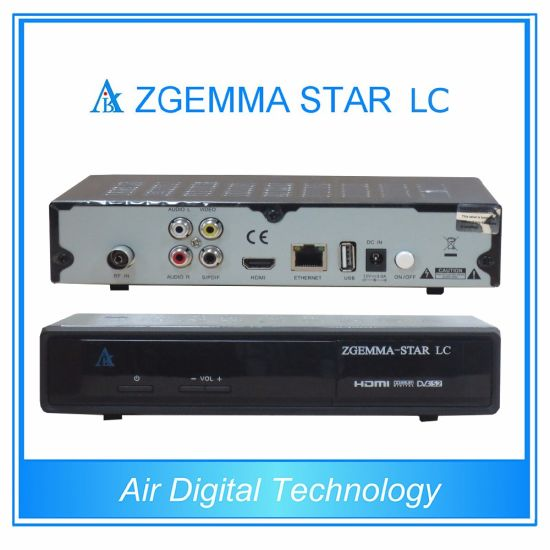 China Worldwide Internet Cable Box Zgemma Star LC Linux OS E2 ...