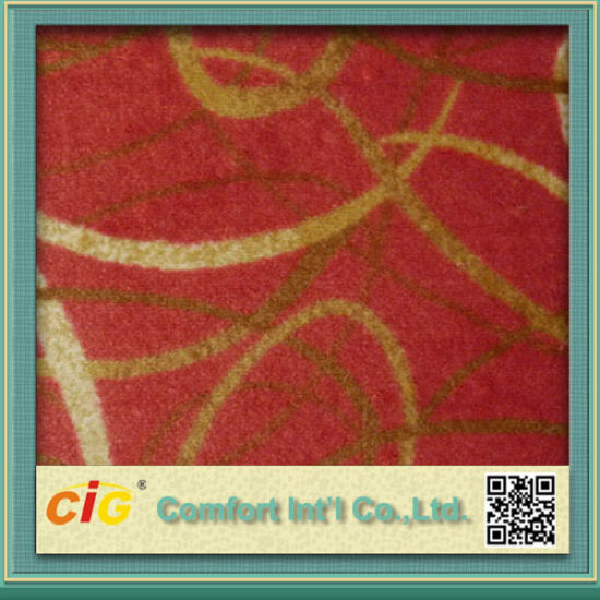 Printed Brushed Carpet (SADT04070) pictures & photos