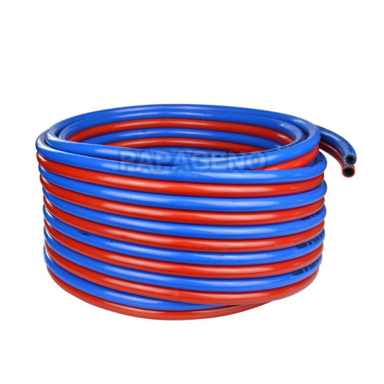 1/4′′ Gas Cutting & Welding Hose for Oxygen & Acetylene pictures & photos