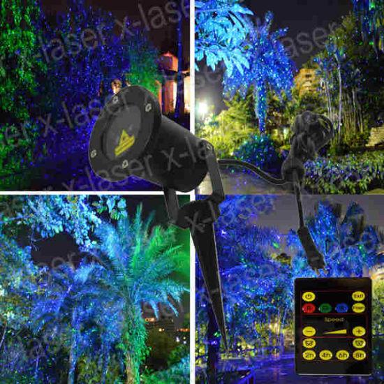 mini twinkle laser light led christmas tree light laser lights