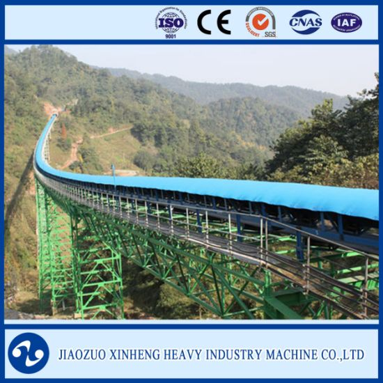 High Quality Long Distance Belt Conveyor