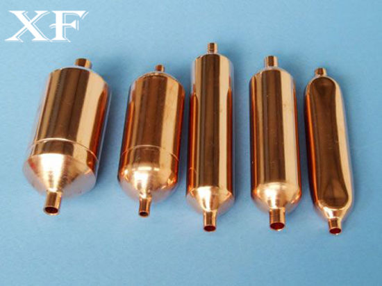Copper Accumulator Tube for Refrigerator Parts with Best Price pictures & photos