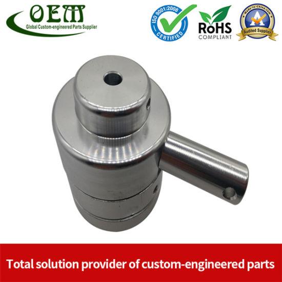 Precision Aluminum CNC Turning Parts