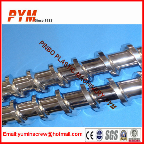 Screw Barrel for Plastic Extrusion Machinery pictures & photos