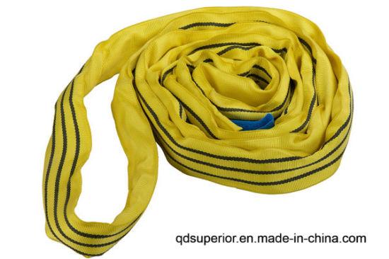 Polyester Lifting Belt Nylon Webbing Sling